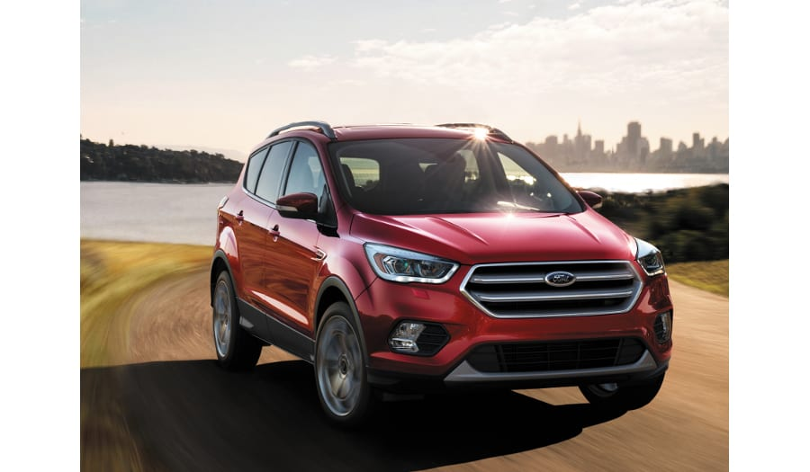 Eficiente y versátil, la Escape 2017 de Ford