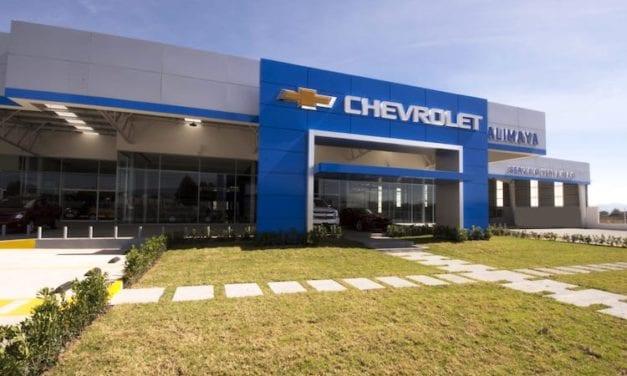 Inaugura Chevrolet nuevo concepto de Distribuidores