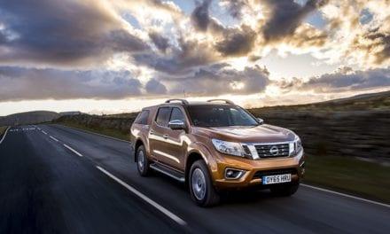 Reconocen a la Nissan NP300 Frontier en Reino Unido