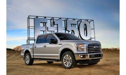 Coloca Ford más de 1 millón de F-150 con motor EcoBoost