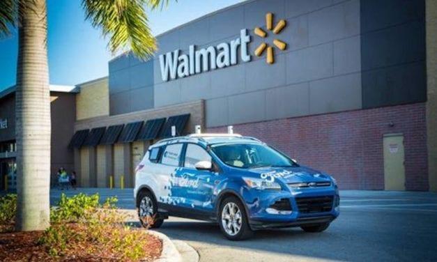 Exploran Ford y Walmart entregas con vehículos autónomos