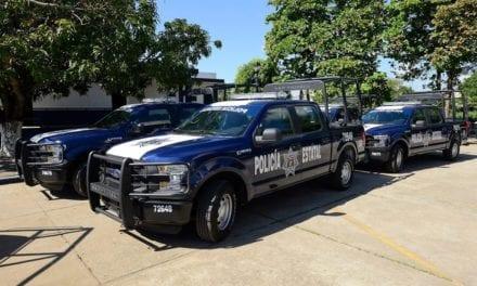 Tabasco adquiere vehículos Ford para sus fuerzas de seguridad