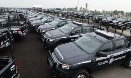 Adquiere el gobierno de Guanajuato 204 pick-ups Ford