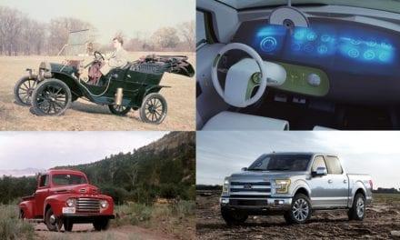 Ford, toda una historia en el diseño automotriz