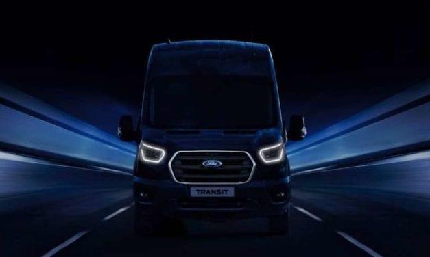 Nueva generación Ford conectada y electrificada