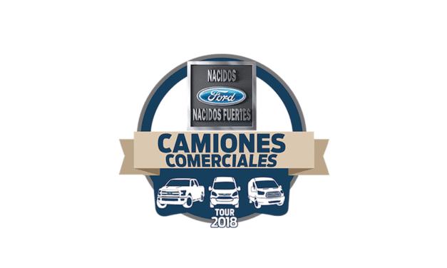 Versatilidad Ford en Tour de Camiones Comerciales 2018