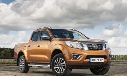 Reconocen la  NP300 Frontier de Nissan como la mejor pick-up