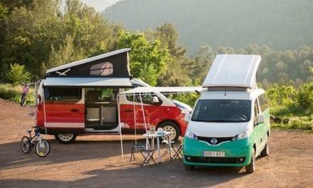 Presentan en Europa la gama Nissan Camper