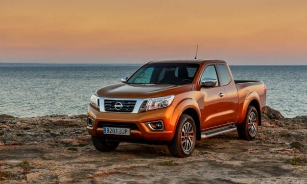 Nombran a Nissan NP300 Frontier,  Pick Up Internacional 2016
