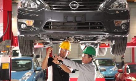 Reafirma Nissan objetivos en postventa