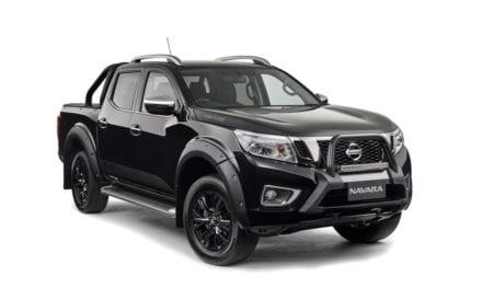 Lanza Nissan N-Sport Black Edition