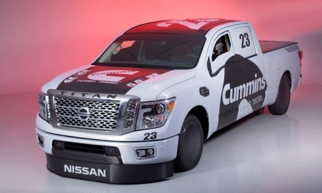 Nissan y Cummins mejoran la TITAN XD 2016