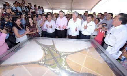 Modernizan entronque de la México-Nogales