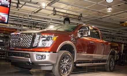 Arranca Nissan la producción de la TITAN XD 2016