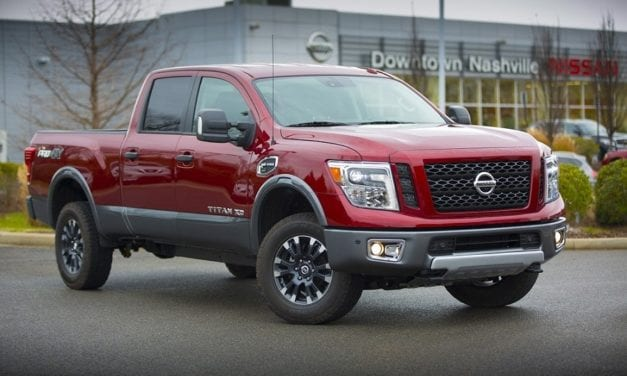 Designan a la TITAN XD 2016 como la «Truck of the year»