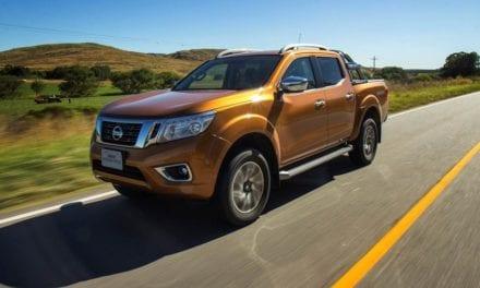 Llega a Argentina la NP300 Frontier de Nissan