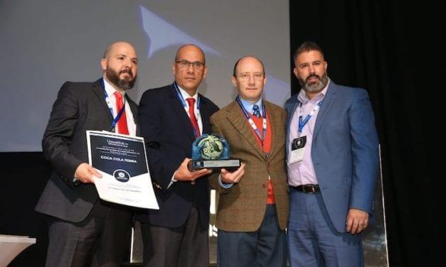 Coca-Cola FEMSA y Solistica reciben Premio Nacional de Seguridad Vial