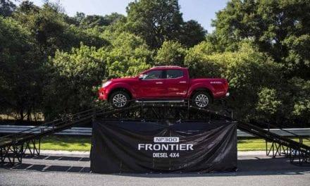 Lanza Nissan la NP300 Frontier diesel 4×4