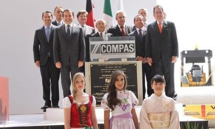 Inicia la construcción del complejo COMPAS