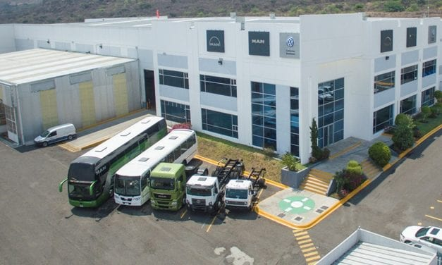 Reinicia operaciones MAN Truck & Bus México