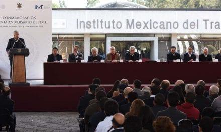 IMT, aliado estratégico para el desarrollo de México