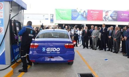 Abre G500 gasolinera en alianza con Glencore