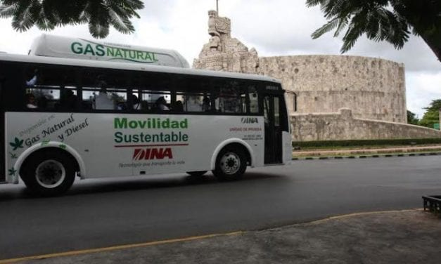 Tendrá Jalisco autobuses a gas natural