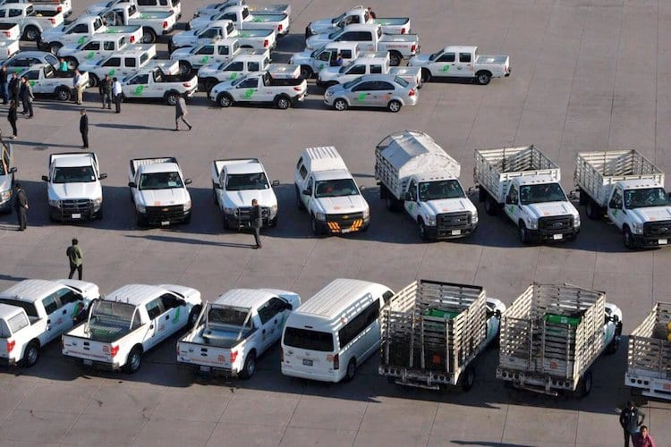 Va el GCDMX por 1,000 vehículos convertidos a gas