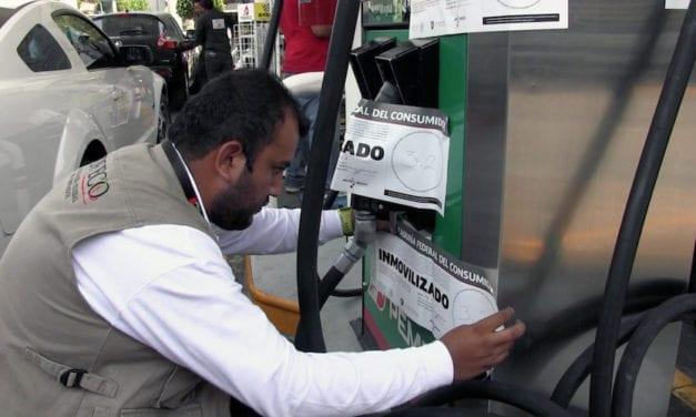 Siguen acciones contra el robo de combustible