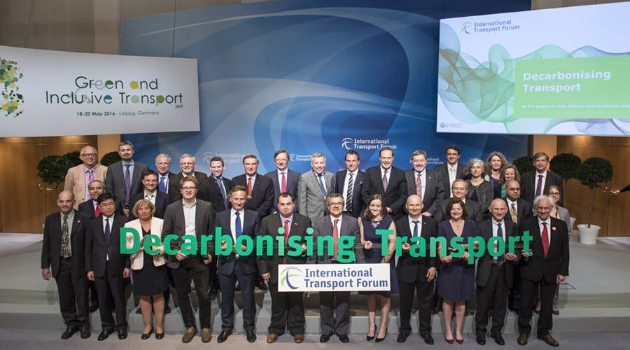 Apoyan empresas  proyecto global de descarbonización del transporte