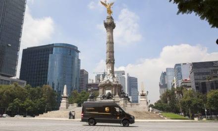 25 años de sólida historia en México: UPS