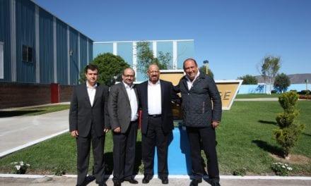Invierte GM 350 mdd en Arizpe para producir el Chevrolet Cruze