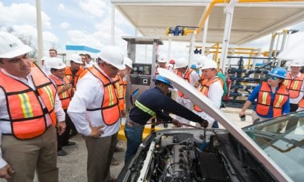 Opera la primera planta de GNC de Yucatán