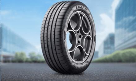 Goodyear, neumáticos oficiales del Touareg de VW
