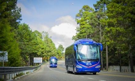 Con Scania-Irizar, el servicio Gran Expreso Blue