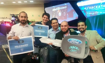 Desafía Ford al talento mexicano con el Hack'n'Sync