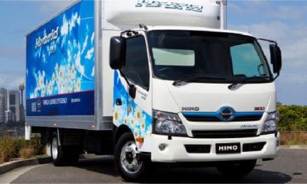 Se distingue Hino en el Día Unilever