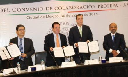Convenio AMDA-Profepa por mejores prácticas ambientales