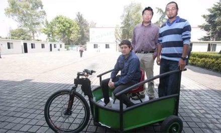 Crean en IPN vehículo multipropósito