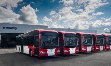 Buses eléctricos Irizar avanzan en el mercado europeo