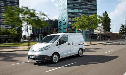 Recorre Nissan e-NV200 10 mil km por Europa