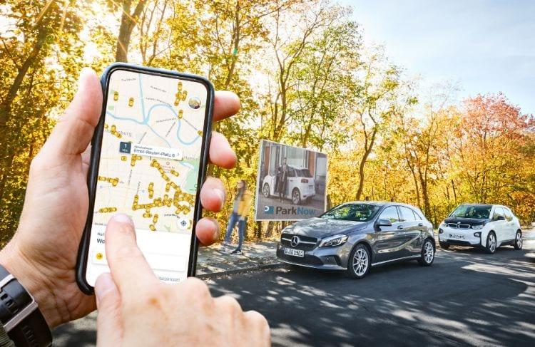 Planean Daimler y BMW empresa de movilidad