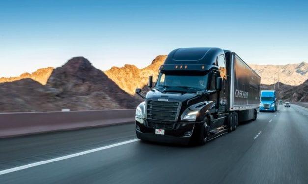 Con nuevo Cascadia, la conducción automatizada nivel 2 ahora es una realidad