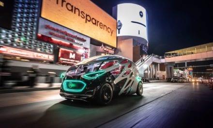 Vision Urbanetic muestra el futuro de la interacción hombre-máquina