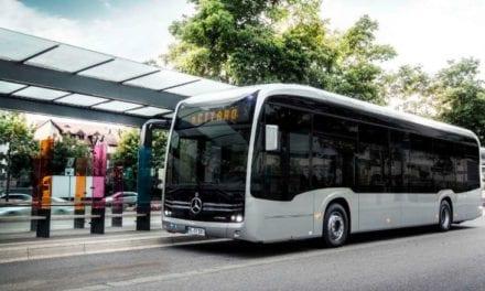 10 principales destellos Mercedes-Benz Autobuses en 2018
