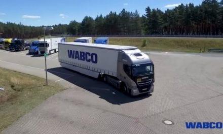 Firma WABCO acuerdo global con Daimler