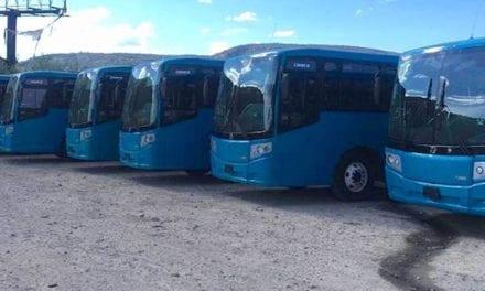 Adquiere Grupo RUZA 10 autobuses DINA