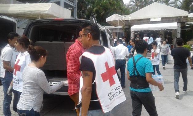 Realiza Bridgestone campaña para ayudar a familias afectadas