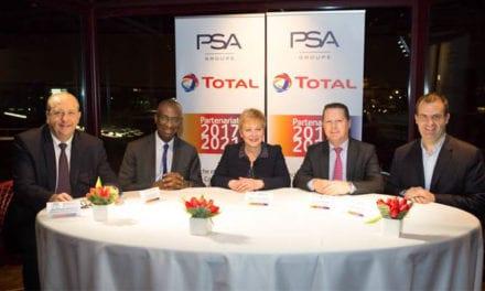 Renuevan  TOTAL y Grupo PSA alianza hasta 2020