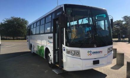Incorporan 327 autobuses DINA en Puerto Vallarta